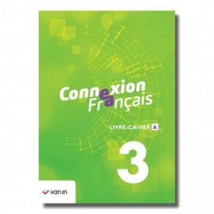 Connexion Francais 3 Livre Cahier